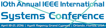 IEEE Systems Conference 2016